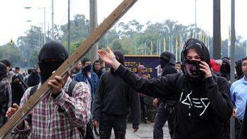 CNDH pide información sobre liberación de agresores en la UNAM