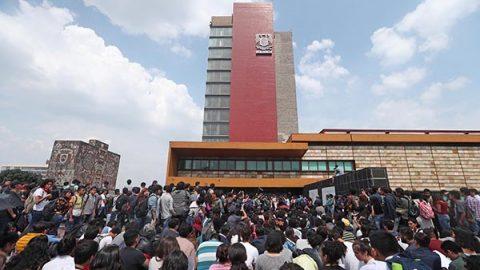 ¿Cómo inició el paro en la UNAM?