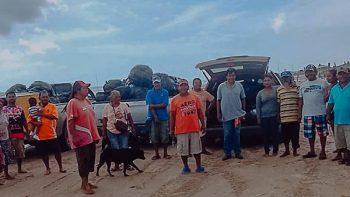 Instalan 3 mil toneladas  de asfalto en Matamoros