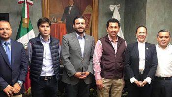 Gestionará Mario López 4 mmdp para el plan de infraestructura