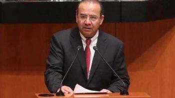 'Se destinaron 82 mmdp a seguridad en sexenio', dice Navarrete Prida