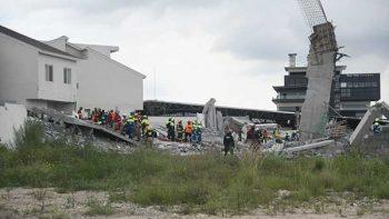 Apoyará Monterrey investigación de Fiscalía Anticorrupción sobre derrumbe