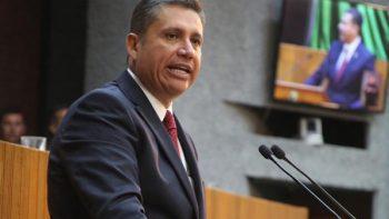 Diputados del PRI exigen a gobernador recuperar paz y tranquilidad