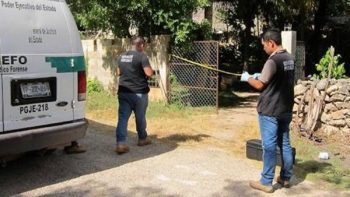 Asesinan a pareja de adultos mayores mientras dormían en Yucatán