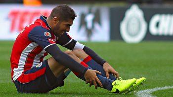 Jair Pereira no quiso perderse el Clásico Nacional
