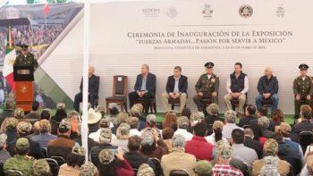 Coahuila, ejemplo nacional de lucha contra inseguridad: Cienfuegos
