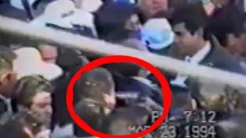 Publican video del asesinato de Colosio