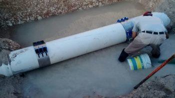 COMAPA repone servicio de agua en colonias al oriente de Reynosa