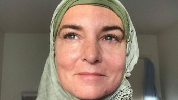 Sinead O'Connor se une al grupo de famosos conversos al islam