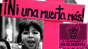 Rechazan propuesta de 'Día de Muertas'
