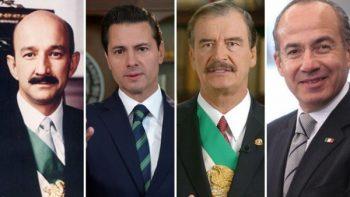 Es oficial: ¡se pone fin a la pensión a ex presidentes!