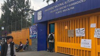 UNAM, aún sin información sobre supuesta agresión a alumna de CCH
