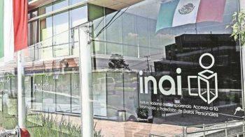 Inai lanza micrositio con información sobre robo de combustible