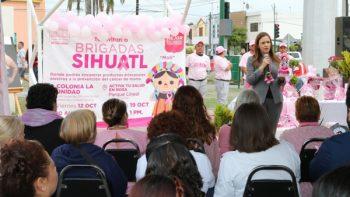 Implementa Escobedo 'Brigada Sihuatl' para prevenir el cáncer