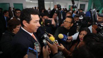 Instruye Mario López a PC, estar  atentos por llegada de caravana