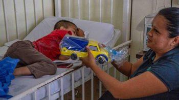 Reclusas de Puente Grande donan juguetes a niños hospitalizados