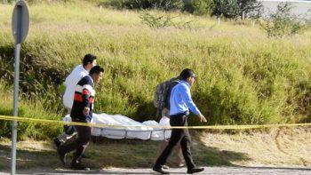 Localizan cuerpo de un bebé y de una mujer en Querétaro