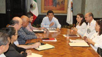 Instruye Mario López vigilar la correcta aplicación de recursos federales