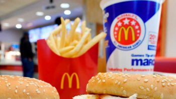 McDonald's dejará de entregar popotes en América Latina