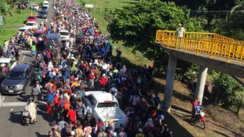 Se logró contener ingreso masivo de migrantes hondureños