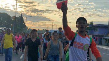 Descartan que migrantes ocupen espacios públicos al llegar a CDMX