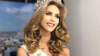 Miss España, estrategia para aumentar audiencia: Kristal Silva