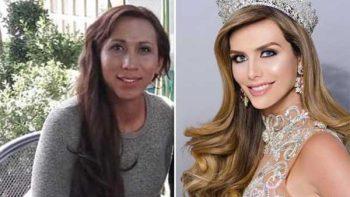Miss España lamenta muerte de activista transgénero