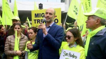 PAN se desistiría de demanda que podría anular San Pedro