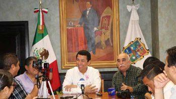 'Pavimentación es para beneficio colectivo': Alcalde Mario López