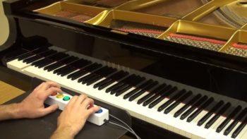 Google te ayuda a tocar el piano como Mozart