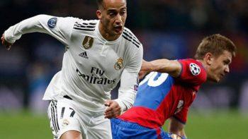 Real Madrid pierde frente al CSKA de Moscú