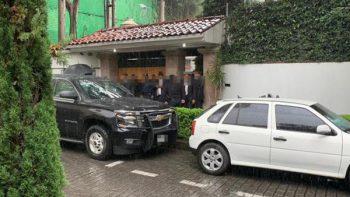 Reportan balacera en domicilio del cardenal Norberto Rivera