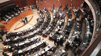 Empresarios piden en el Senado diálogo en temas laborales