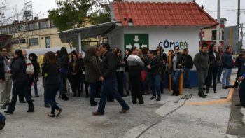 Realiza COMAPA de Reynosa simulacro