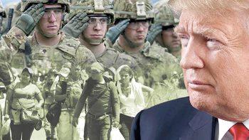 Trump enviará mil soldados para frenar caravana