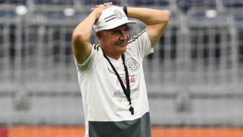 Debuts que hizo el 'Tuca' en la Selección Mexicana
