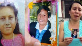 'La mataron y toda la noche la buscamos', dicen familiares de Valeria