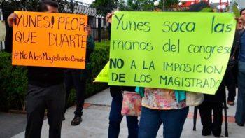 Simpatizantes de Morena toman Congreso de Veracruz