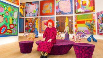 Aparecen exposiciones falsas de Yayoi Kusama en China