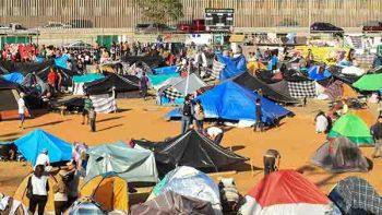 Estable la crisis migratoria, afirma Presidencia