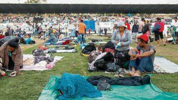 Rebasado, albergue para migrantes en la CDMX