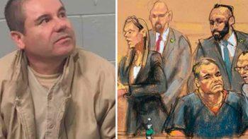 'El Gordo' no quería testificar; asegura que 'El Chapo' intentó matarlo