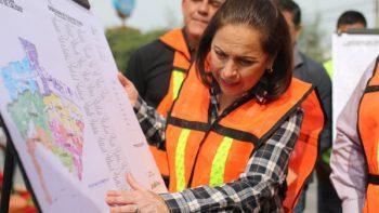 Inicia Cristina Díaz programa 'Servicios Públicos de Calidad'