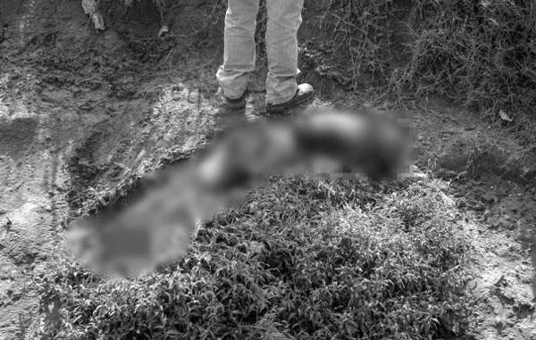 Localizan cadáver de mujer a orillas de canal en Cuautitlán Izcalli