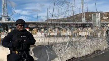 EU inicia entrega de migrantes a México por puertos fronterizos