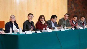Mario Delgado pide apoyo a Congresos para crear la Guardia Nacional