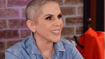 Rebecca Jones volverá a la televisión tras recuperarse de cáncer