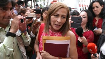 Tatiana Clouthier se pronuncia contra la Guardia Nacional