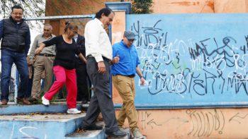 Rescatarán edificio de Seguridad en Constituyentes de Querétaro