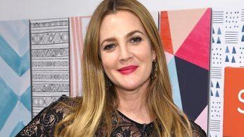 'Terapia y lágrimas para ser feliz': Drew Barrymore